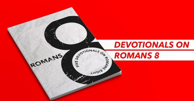 Free Student Devotional: Romans 8 image