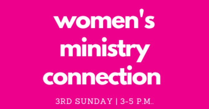 Women's Ministry Connection