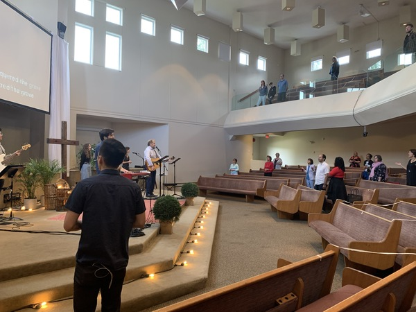 Sunday Services Update