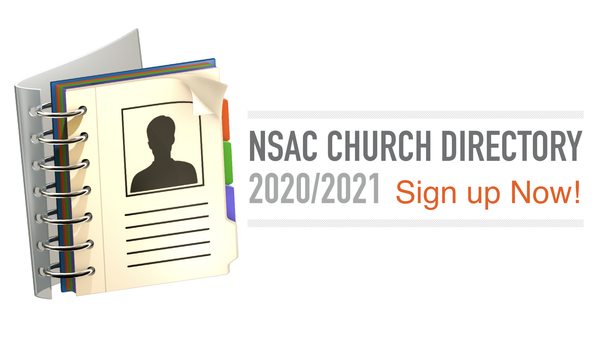 2020/2021 Directory Sign up