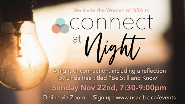 Connect at Night