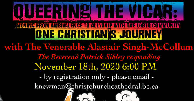 Theology on Tap - Queering the Vicar