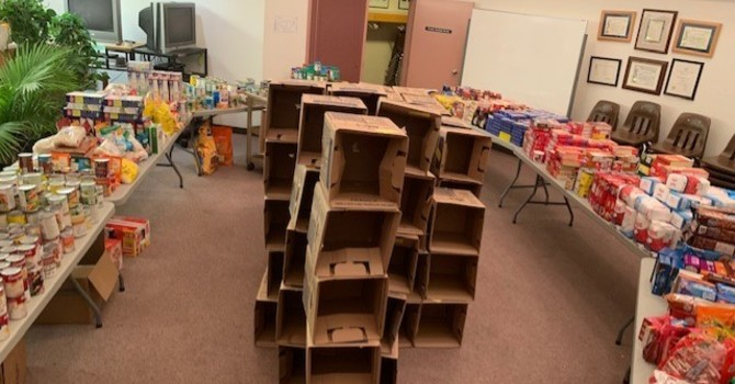 Financial Donations Needed for Christmas Hampers
