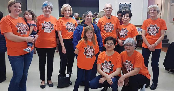 Honouring Orange Shirt Day image