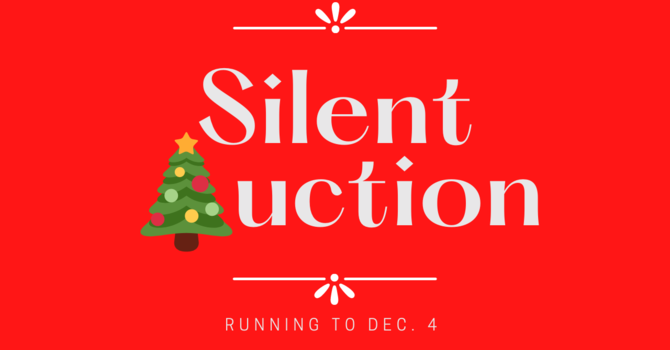Christmas Fair: Silent Auction  image