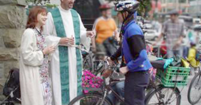 Blessing of the Bicycles and Bicyclists image