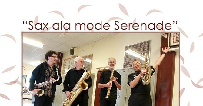 Sax ala mode Serenade