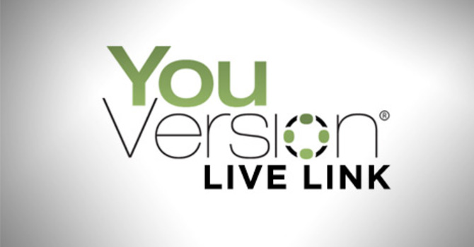 YouVersion LIVE Link image