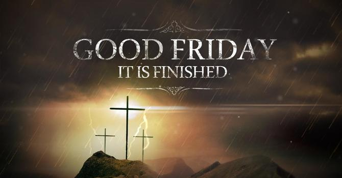Good Friday Message 2