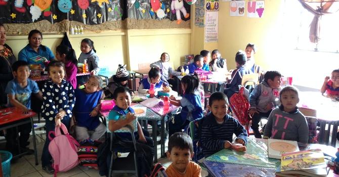 Jesus Viene School - January 2018 Update image
