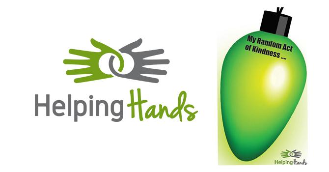 Helping Hands Christmas Kindness Challenge image