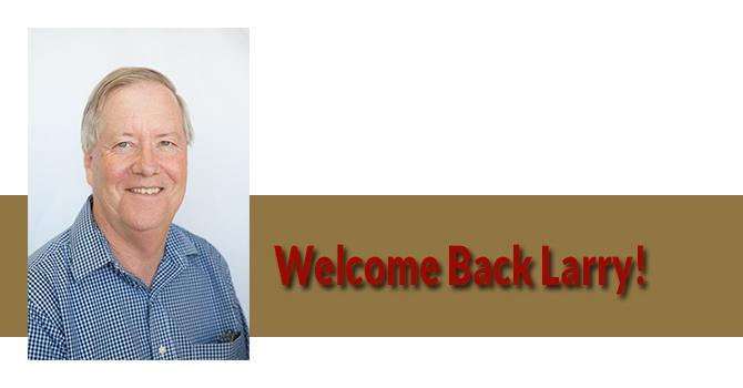 Larry's Back! image