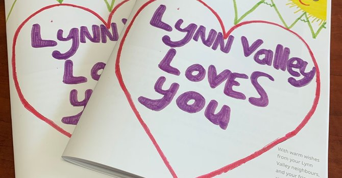 Lynn Valley sends love to beleaguered care centre image