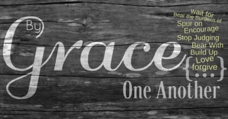 By Grace . . . One Another
