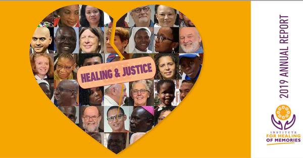 Institute of Healing of Memories Annual Report