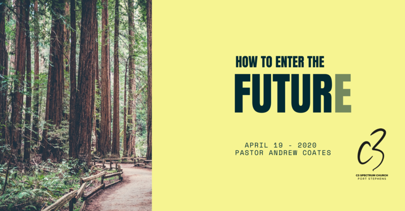How to Enter the Futur
