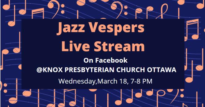 Jazz Vespers Goes Low on Tech, High on Prayer image