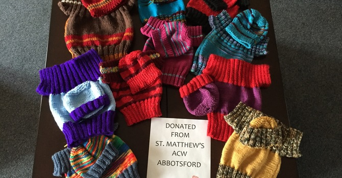 Abbotsford ACW knits the world together image