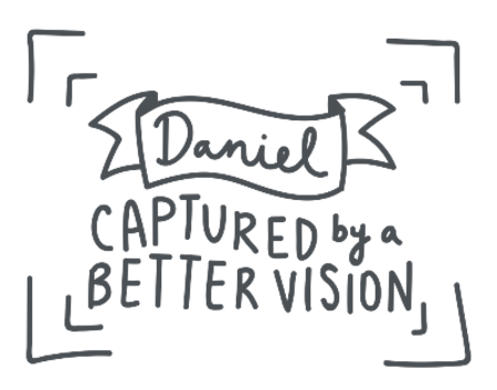 Daniel, Captured by a Better Vision