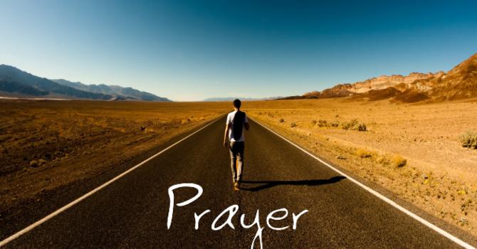 Prayer as Healing