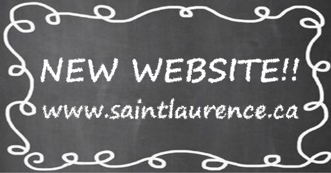 St. Laurence Launches New Website image