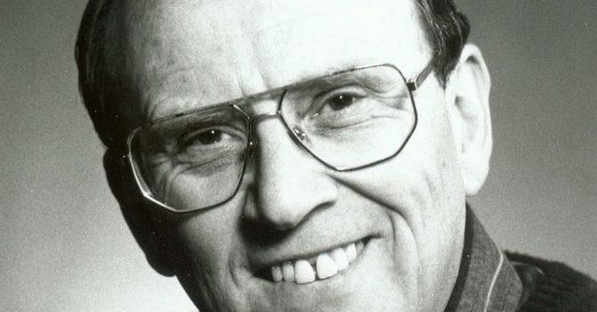 Barry Jenks  (former St. Hilda's rector) dies image