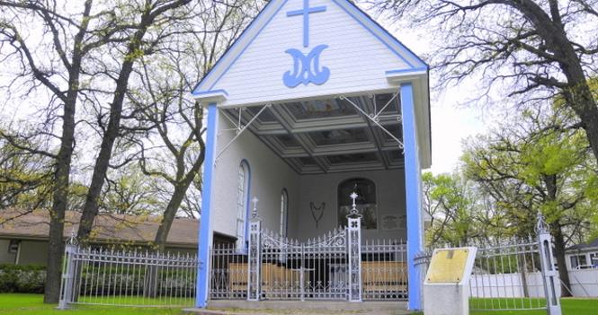 Come and Pray at the Chapel! Venez prier dans la Chapelle!