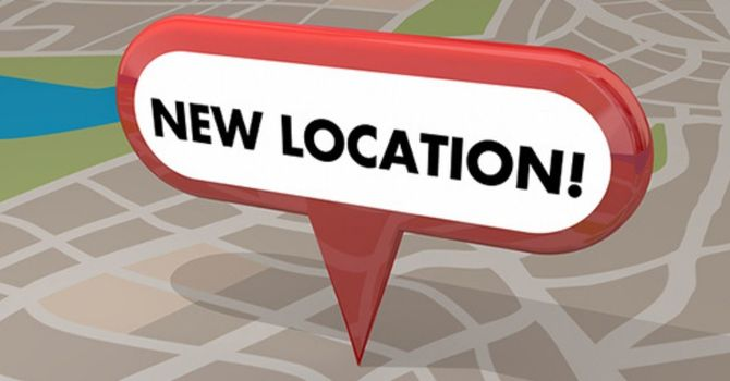 Coming Soon: New Location ~ with a New Time