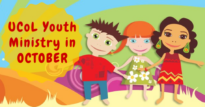 Youth Ministry in October image