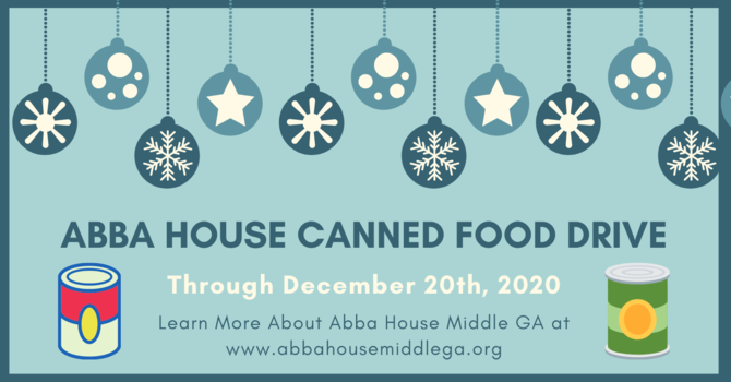 Christmas Canned Food Drive