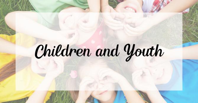Children's Church Newsletter  image