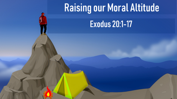 Raising our moral altitude