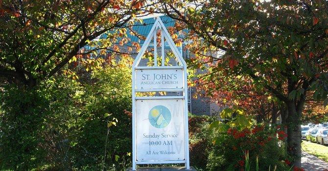 St. John's Sunday Service Broadcast November 15, 2020