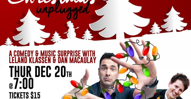 Christmas unplugged! image