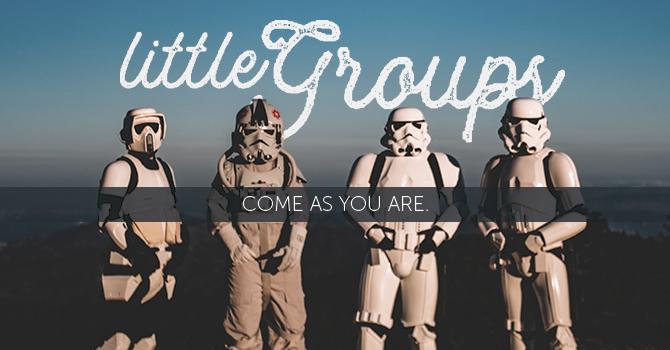 Introducing littleGroups! image