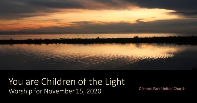 CHILDREN OF THE LIGHT  image