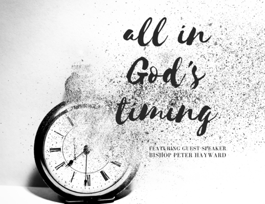 All in God's Timing