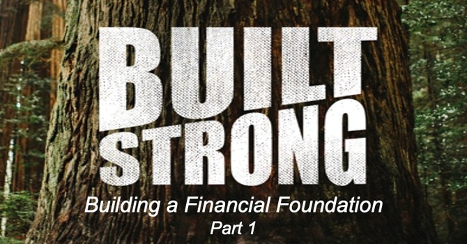 Building A Financial Foundation