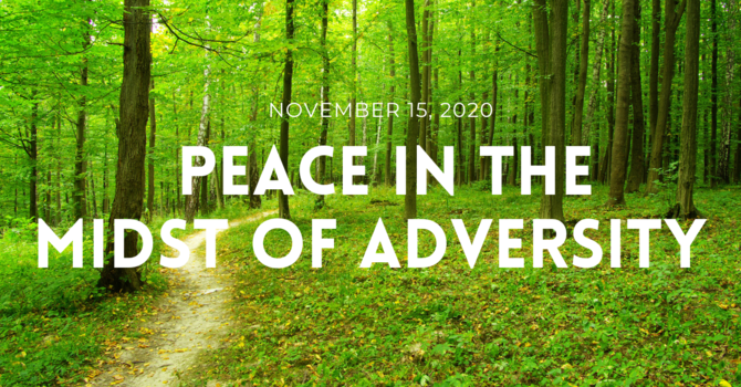 Peace in the Midst of Adversity