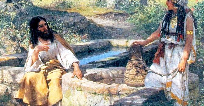 John 4:5-42 image