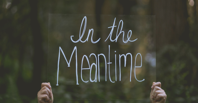New Series- In The Meantime image