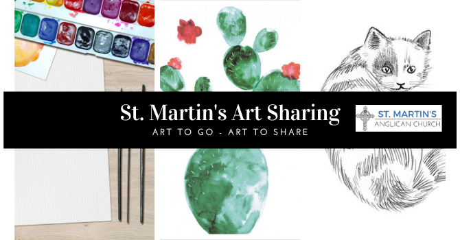 St. Martin's Art To Share Project image