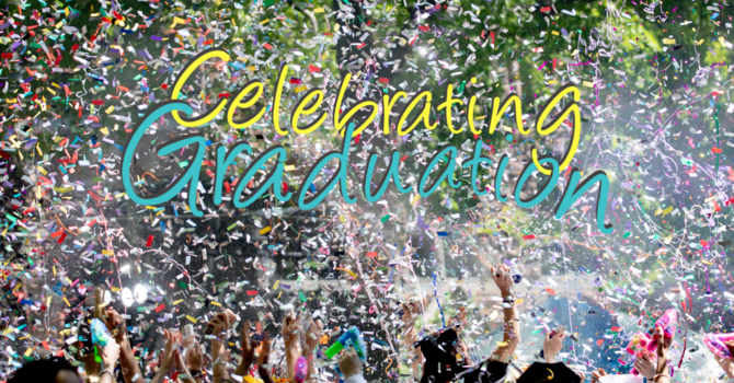 Graduation Celebration *NEW DATE* image