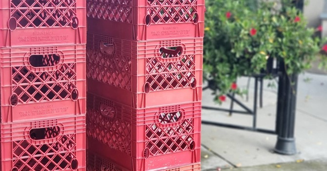 Food Distribution Mondays image