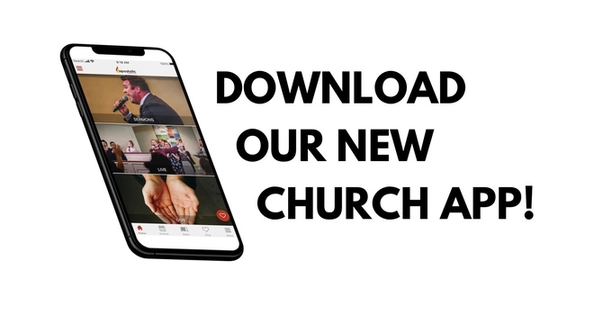 Download our New Church App!