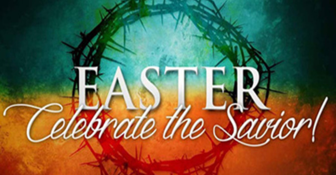 Easter:  Looking Forward