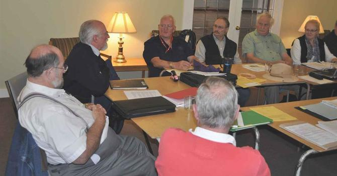 Provincial Council Meets at St. Catherine, Caplilano image