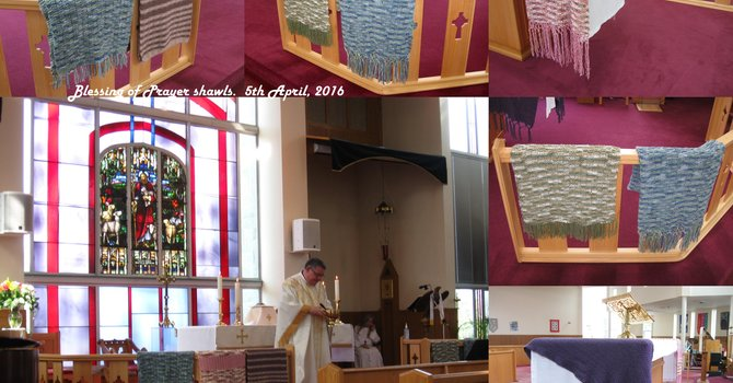 Prayer Shawl Blessing image