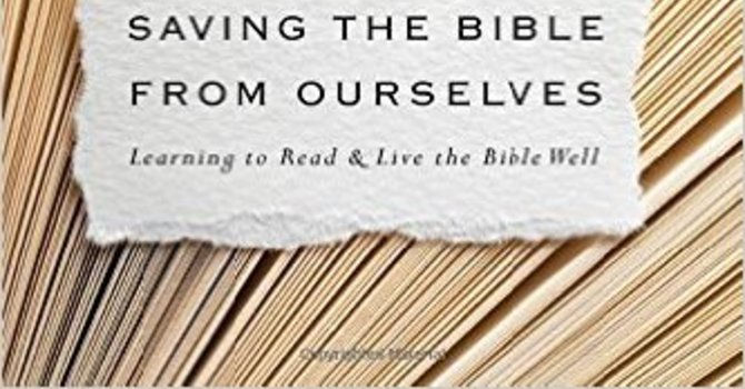Saving the Bible from Ourselves image