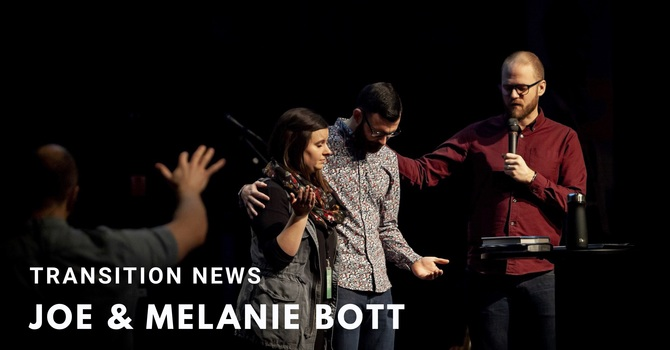 Joe & Melanie Bott Transition image